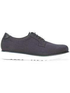 туфли на контрастной подошве Giorgio Armani