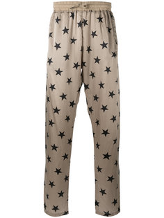 спортивные брюки с принтом звезд Faith Connexion