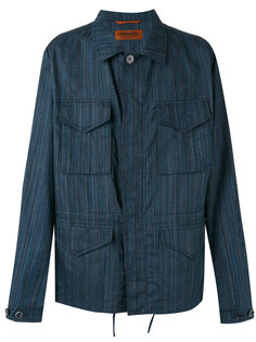 куртка-рубашка в полоску Missoni