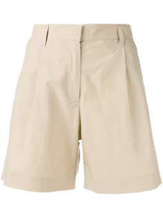 pleat detail bermudas Masscob