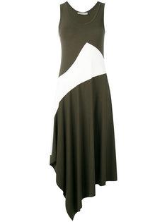 асимметричное платье D.Exterior