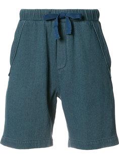 шорты с завязками на поясе Simon Miller