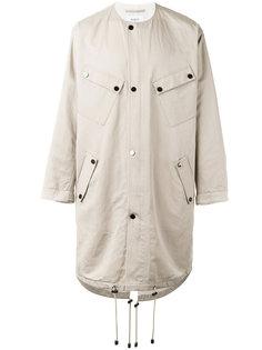 пальто без воротника Ports 1961