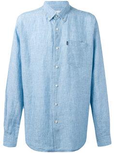 button-down Frank shirt Barbour