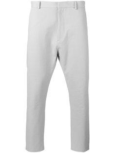 dropped crotch trousers Jil Sander