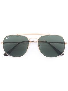 солнцезащитные очки в квадратной оправе Ray-Ban