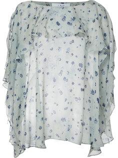 блузка с цветочным принтом Iro