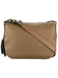 сумка на плечо с ярлыком Furla