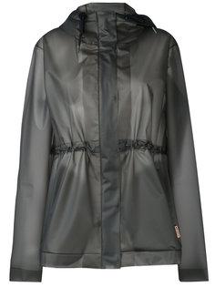 hooded raincoat Hunter
