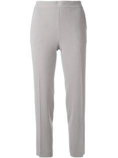 укороченные прямые брюки  Alberto Biani