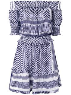 платье с открытыми плечами Cecilie Copenhagen