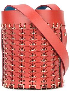 сумка-мешок на плечо Paco Rabanne