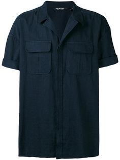 рубашка с короткими рукавами и воротником Neil Barrett