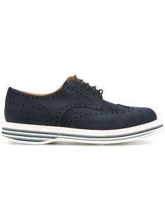 туфли на шнуровке   Allacciata Naburn  Churchs