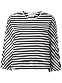 striped long-sleeve T-shirt Comme Des Garçons Girl