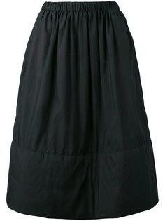 юбка с эластичным поясом Comme Des Garçons