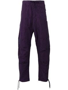 свободные брюки на шнурке Stone Island Shadow Project