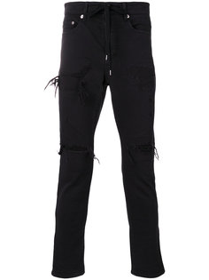 ripped skinny jeans Attachment