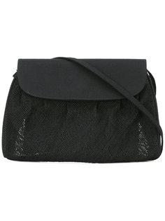 сумка через плечо с сеткой Giorgio Armani Vintage