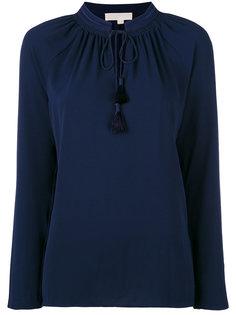 блузка с прорезью Michael Michael Kors
