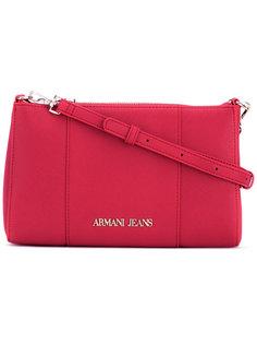 сумка на плечо на молнии Armani Jeans