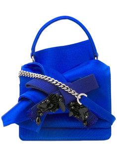 сумка через плечо с узлом Nº21