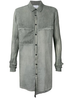 рубашка с двухслойным дизайном Lost & Found Rooms