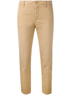 cropped chino trousers Closed