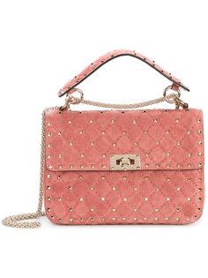 сумка через плечо с шипами Valentino Garavani Rockstud Valentino