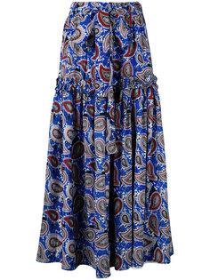 """юбка с принтом """"пейсли"""" Dodo Bar Or"""