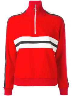 Sidoni zipped neck sweatshirt Harmony Paris