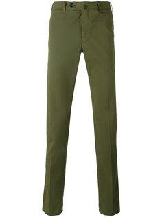 брюки кроя слим Pt01