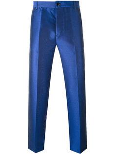 брюки из тафты Christian Pellizzari