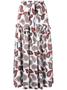 """длинная юбка с принтом """"пейсли"""" Dodo Bar Or"""