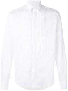 рубашка с нагрудной панелью Christian Pellizzari
