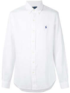 классическая рубашка Ralph Lauren