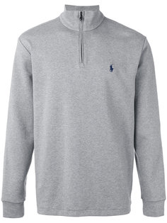 zipped collar sweatshirt Polo Ralph Lauren