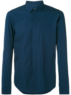 рубашка узкого кроя Jil Sander