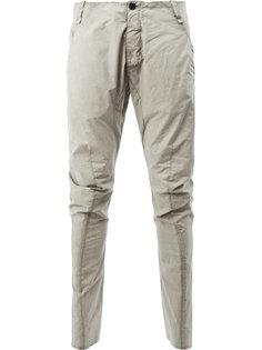 зауженные брюки Masnada