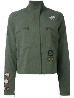 пиджак с заплатками Tomas Maier
