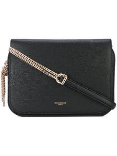 сумка на плечо с цепочной лямкой Nina Ricci