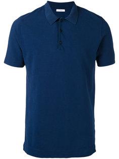 spread collar polo shirt Boglioli