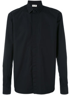 классическая рубашка с длинными рукавами Saint Laurent