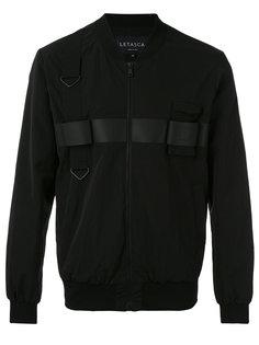 классическая куртка-бомбер  Letasca