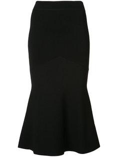 юбка с рифленым подолом Sally Lapointe