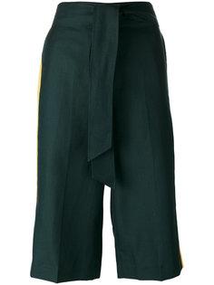 шорты с поясом и полосками по бокам Paul Smith