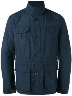 куртка в утилитарном стиле Woolrich