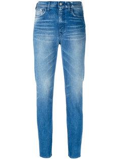 джинсы кроя слим Cycle