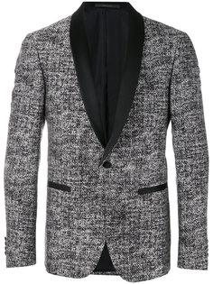 твидовый пиджак-смокинг  Pal Zileri