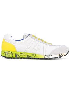 кроссовки со шнуровкой Premiata White